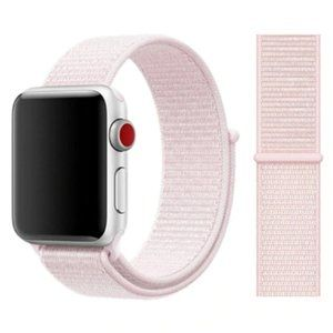NEW Pearl Pink Strap Loop Band FOR Apple Watch